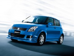 Automatic low-cost - Suzuki Swift