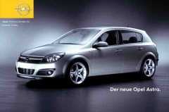 AUTOVERMIETUNG - Automatik Opel Astra H