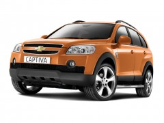 CHEVROLET CAPTIVA JEEP VERMIETUNG
